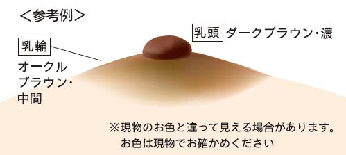 人工乳首(ニップル)- 天白区 植田 美容室 IMP(いんぷ)